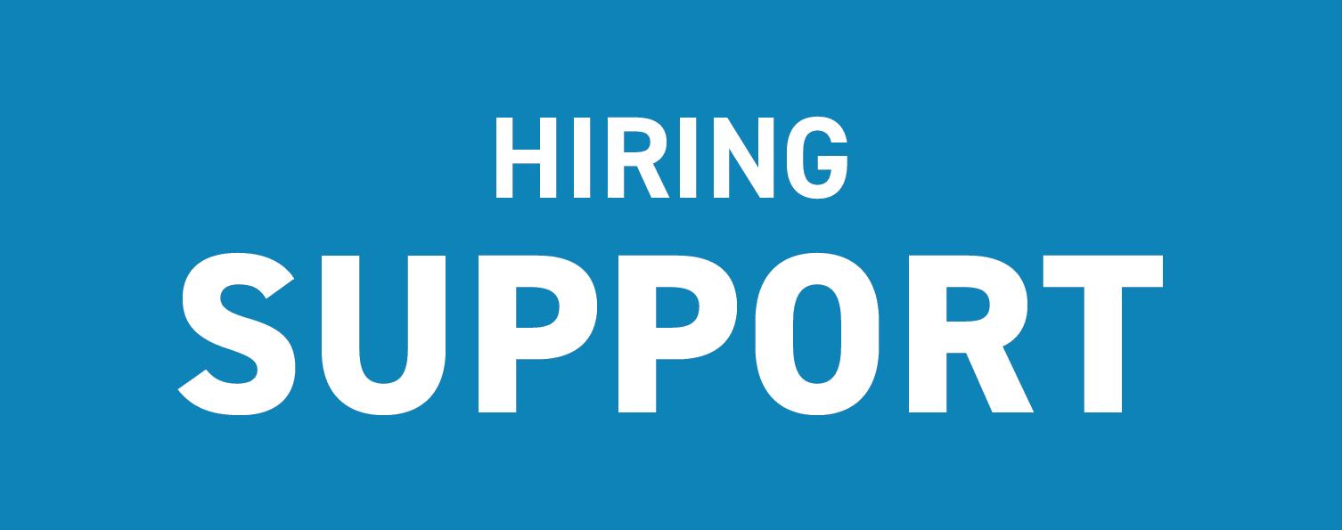 Hiring Support logo