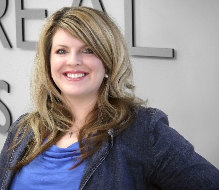 L'Oreal USA's Cassie Liverance headshot