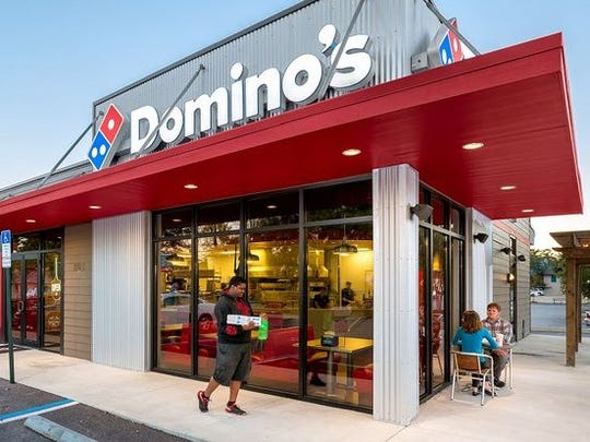 Dominos store