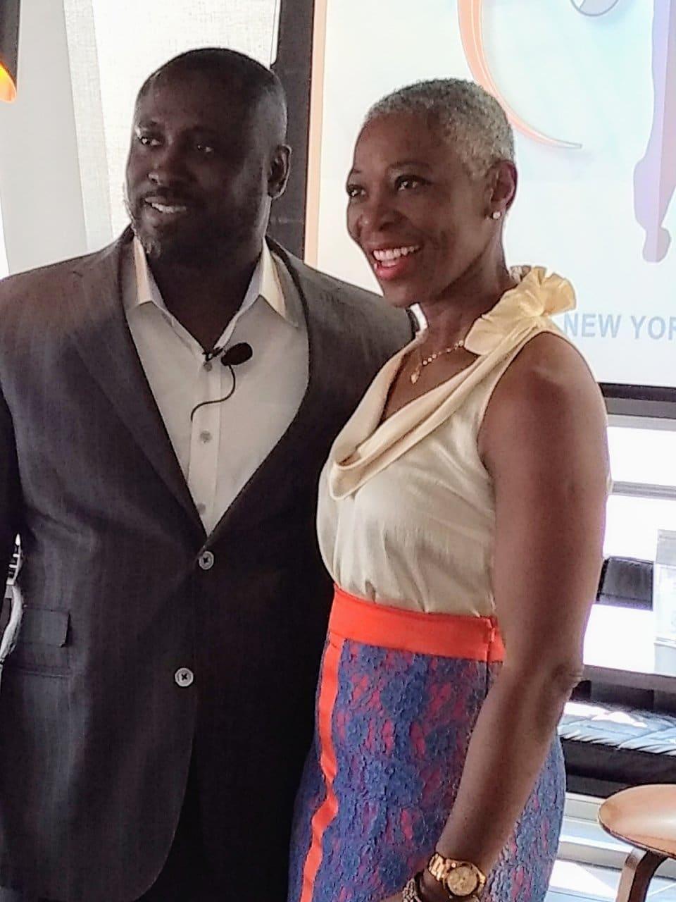 DiversityInc's Shane Nelson + D&I Executive Karen Brown