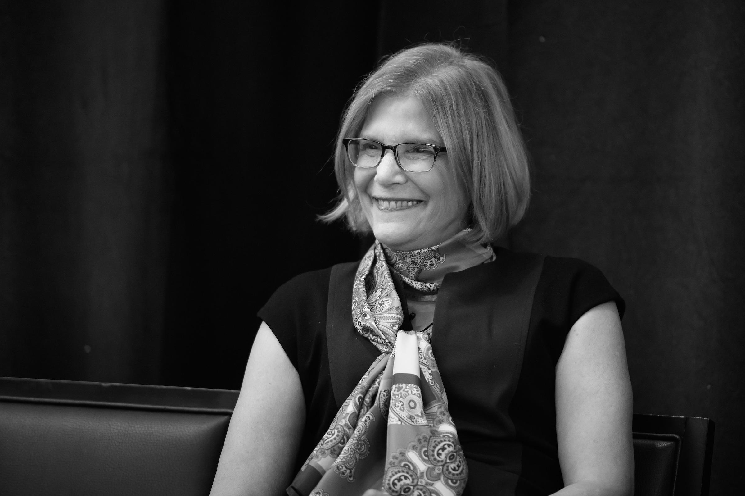 Carol speaking at NOD's Annual Forum in 2019