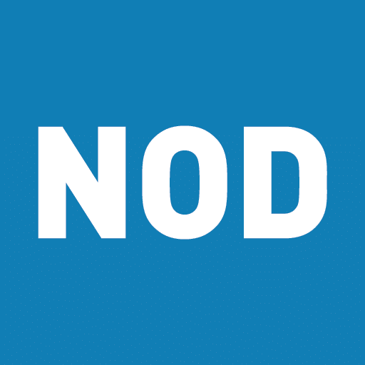 NOD square logo