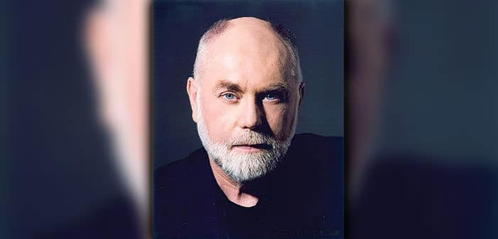 Headshot of Robert David Hall